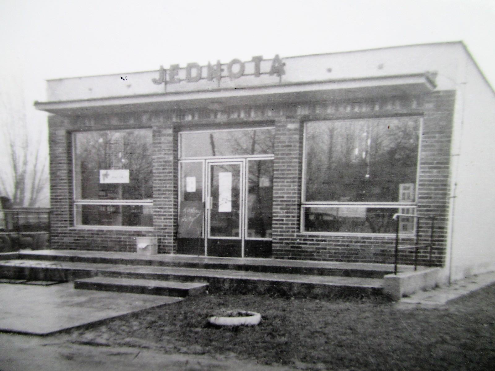 Bývalá prodejna Chrtníky