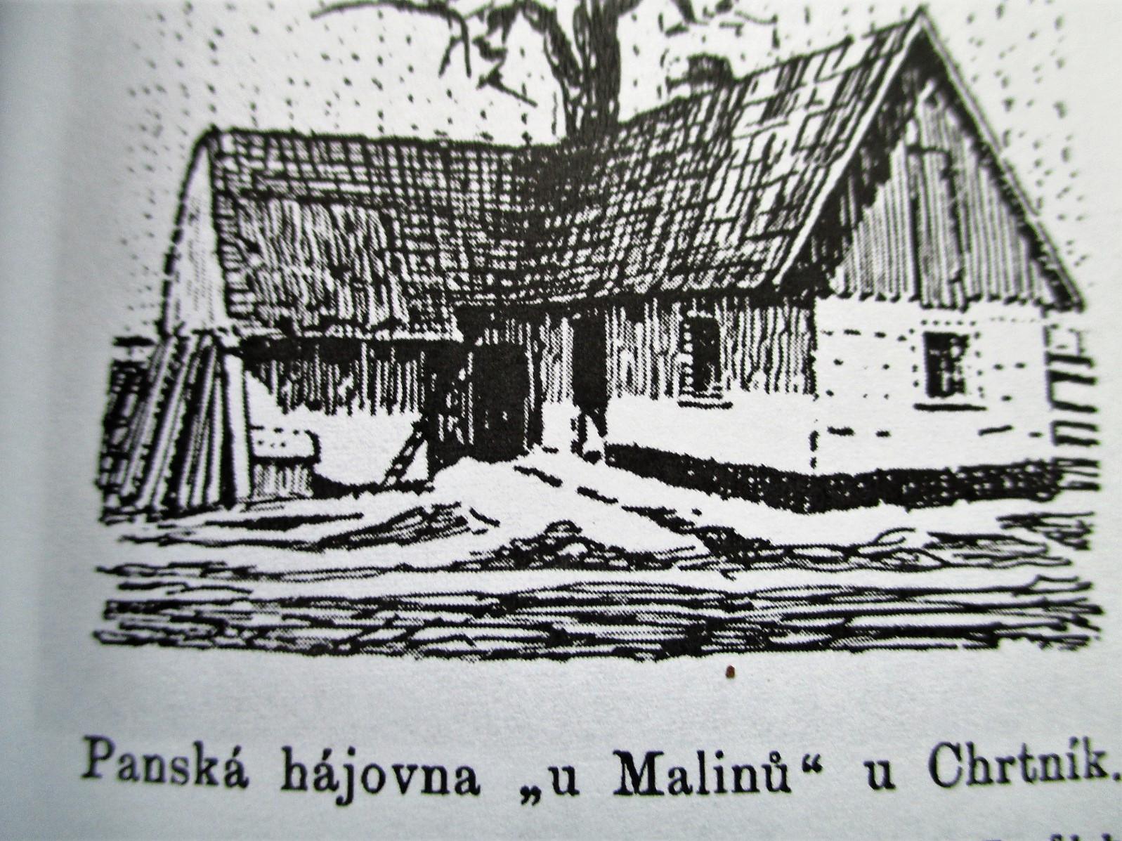 panská hájovna (nad Cihelnou)
