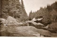 Údolíčko u Chrtník